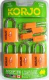 Korjo KTSALORGL Safety Lock (Orange)