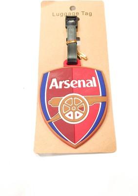 Funcart Arsenal Luggage Tag