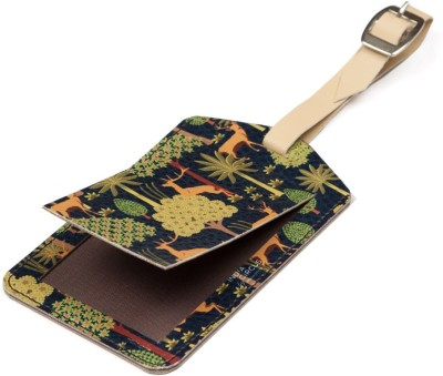 India Circus Legend of the Backwoods (Set of 2) Luggage Tag