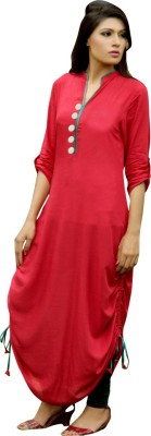Styles Closet Casual Solid Women's Kurti