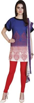 Yepme Women's Kurti, Legging and Dupatta Set