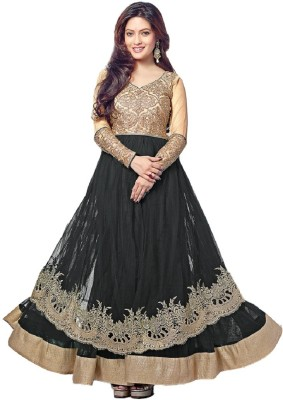 Viha Net Embroidered Dress/Top Material