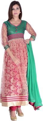 Aavaya Fashion Self Design Kurta & Salwar