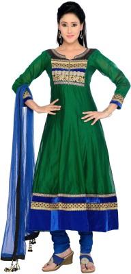 Roopali Creations Solid Kurta & Churidar