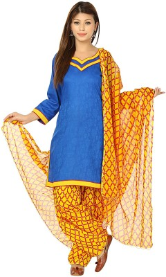 Aafra Fashion Solid Kurta & Patiyala