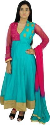 Aarshi Solid, Embroidered, Embellished Kurta & Salwar
