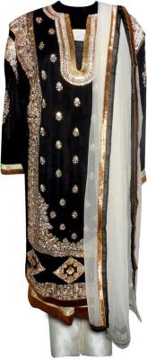 Vogue4all Embroidered Kurta & Salwar