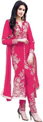 Idealshoppy1 Georgette Embroidered Salwar Suit Dupatta Material