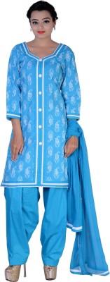 Aavaya Fashion Printed Kurta & Churidar