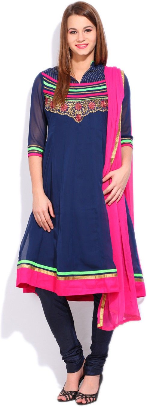 Deals - Kolkata - Salwar Suits <br> Ready To Wear<br> Category - clothing<br> Business - Flipkart.com