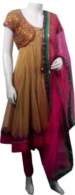 Aarzoo Self Design Kurta & Churidar