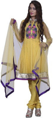 Noshaba Self Design Kurta & Churidar