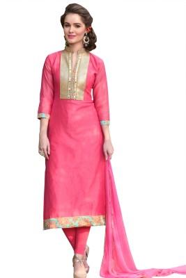 La,ethnic Embellished Kurta & Salwar
