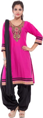 Aafra Fashion Embroidered Kurti & Patiyala