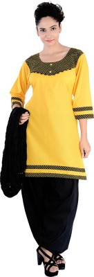 Nisba Fashions Self Design Kurta & Churidar