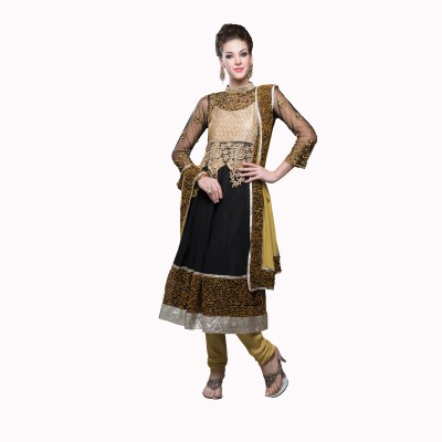 Urjita Creations Self Design Anarkali Suits