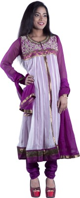 Six Degrees Embroidered Kurta & Salwar