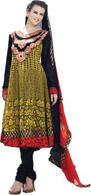 ethniccrush Embroidered Kurti & Salwar