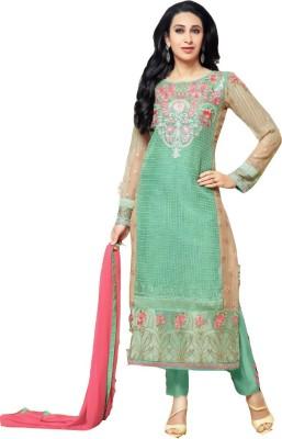 VASTRA Embroidered Kurta & Salwar