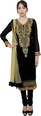 Aarohi Garments Embroidered Kurta & Churidar