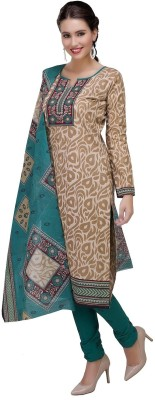 Shree Sai Exports Printed Kurta & Salwar