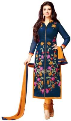 Dancing Girl Embroidered Kurta & Salwar