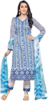 Glitzy Embroidered Kurta & Salwar