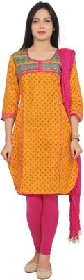 Rama Printed Kurti & Leggings