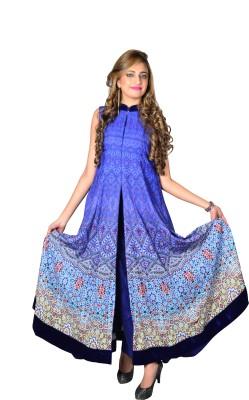 siddhi garment Printed Kurta & Parallel Pant