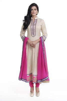 Manjushree Wear Self Design Kurta & Churidar