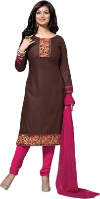 Hari Krishna Enterprise Women's Salwar and Dupatta Set