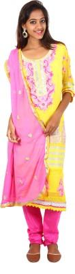 Sushil Apparels Embroidered Kurta & Churidar