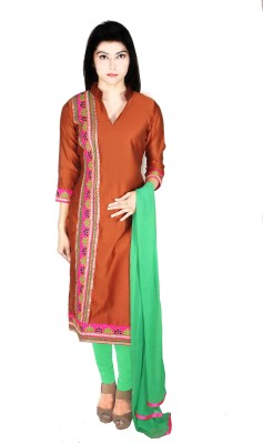 Vandy Crafts Embroidered Kurti & Salwar