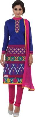 ethniccrush Embroidered Kurta & Churidar