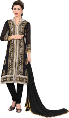 The Four Hundred Embroidered Kurti & Salwar