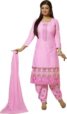 Fashion And Hub Women's Salwar and Dupatta Set