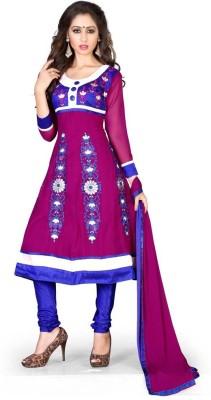 Styleon Women's Salwar and Dupatta Set