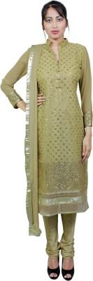 Aarohi Garments Self Design Kurta & Churidar