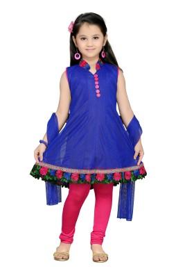 Aarika Self Design Kurta & Churidar