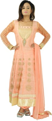 Aarshi Embroidered, Embellished Kurti & Salwar