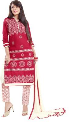 fabliva Embroidered Kurta & Salwar