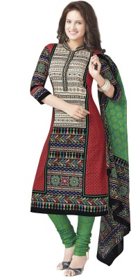 Aarvi Fashion Printed, Self Design Kurta & Salwar