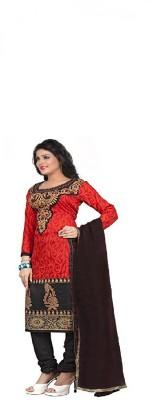G Stuff Fashion Printed Kurta & Salwar(Stitched)