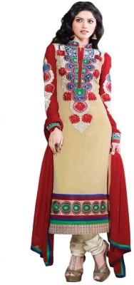 Inddus Self Design Kurta & Churidar