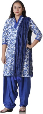 Aafra Fashion Printed Kurta & Churidar