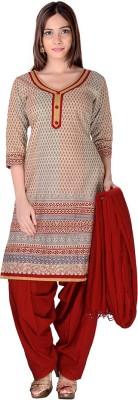 Aavaya Fashion Self Design Kurti & Patiyala