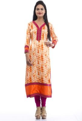 The niyati Self Design Kurti & Leggings