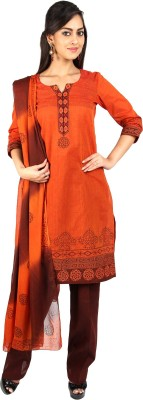 U fashion Embellished Kurta & Salwar
