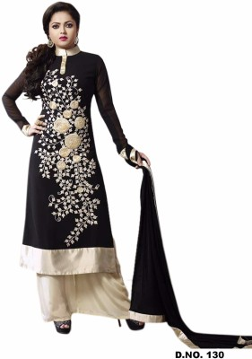 Krishna Embroidered Kurta & Salwar