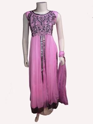 Vinay Cloth Self Design Kurta & Churidar